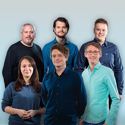 Bewerbung.net Teamfoto