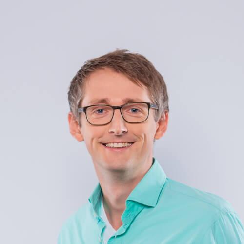 Grafiker und Designer Jakub Stejskal